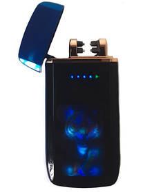 Зажигалка электроимпульсная USB ZGP 70 7330