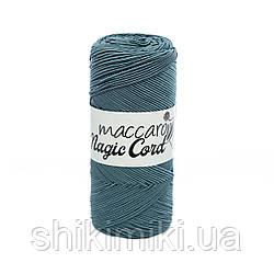 Шнур сутажний Maccaroni Magic Cord, колір Маренго