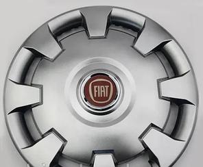 Колпаки Fiat R15 (Комплект 4шт) SJS 303