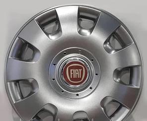Колпаки Fiat R15 (Комплект 4шт) SJS 304