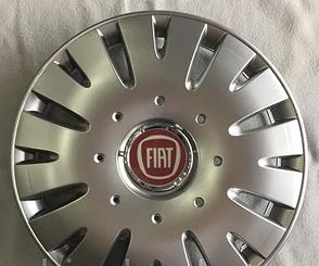 Колпаки Fiat R15 (Комплект 4шт) SJS 306