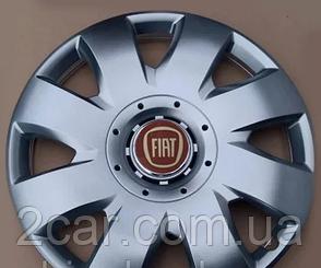 Колпаки Fiat R15 (Комплект 4шт) SJS 311