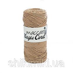 Сутажный шнур Maccaroni Magic Cord, цвет Бежевый