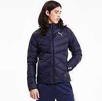 Куртка зимняя Puma (Пума) пуховик PWRWarm packLITE Men's Down Jacket Original Blue (582200_06), фото 3
