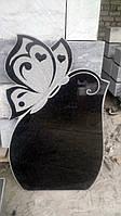 Памятник для ребенка с бабочкой