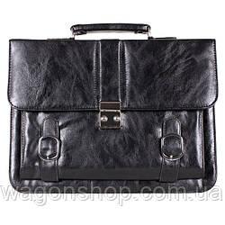 Портфель чоловічий PKK302988 Чорний