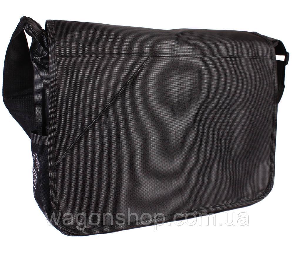Качественная сумка серого цвета