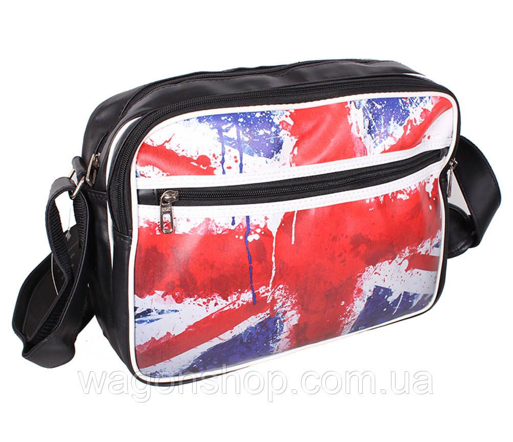 Спортивная сумка с флагом Англия