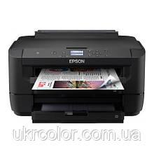 Принтер Epson WorkForce WF-7210DTW ( формат А3+) с СНПЧ + 4х100 мл сублимационные чернила InkTec