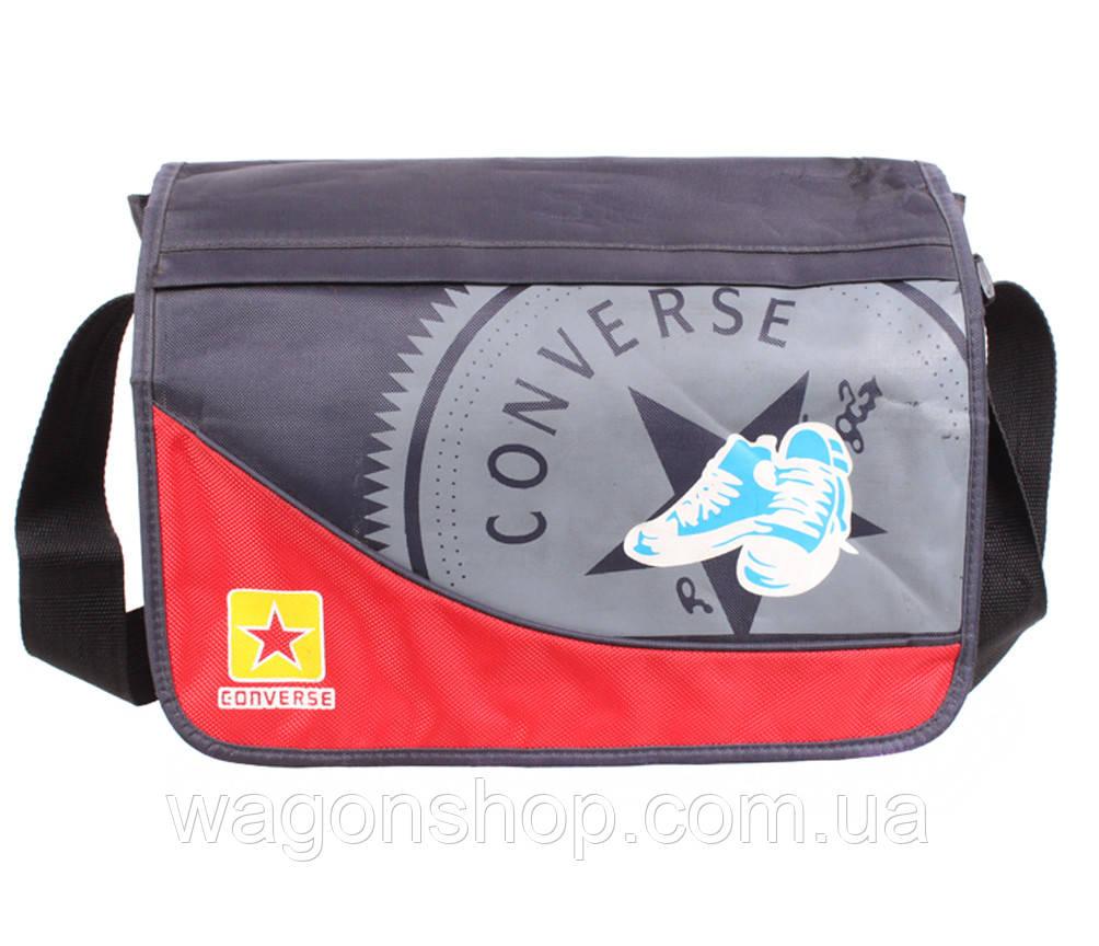 Наплечная тканевая сумка