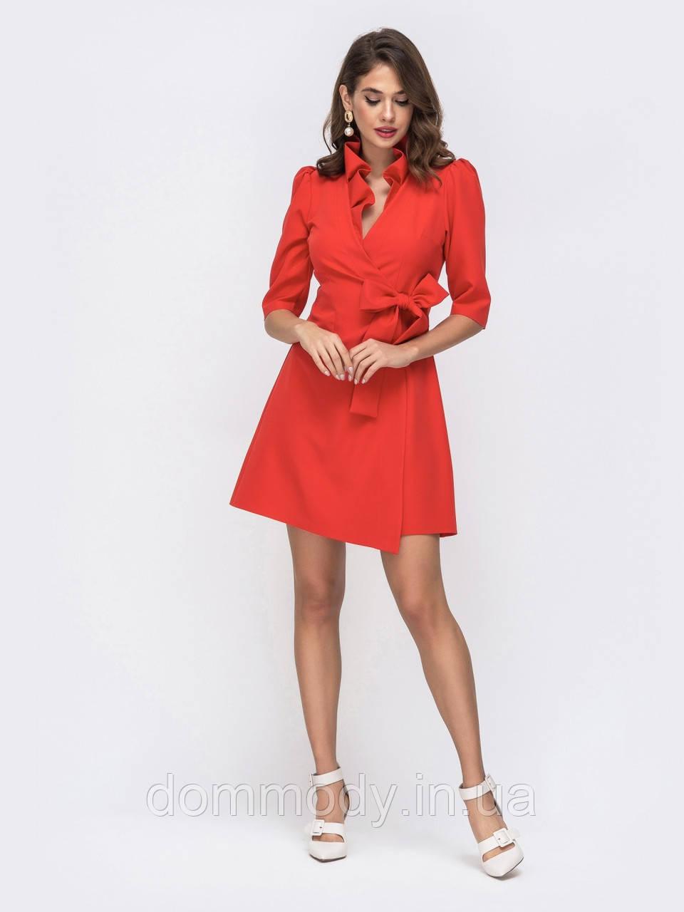 Платье женское Barbara coral