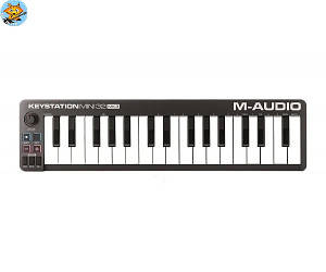 Midi-клавиатура M-Audio Keystation Mini 32 MK3 Midi 32 мини клавиши