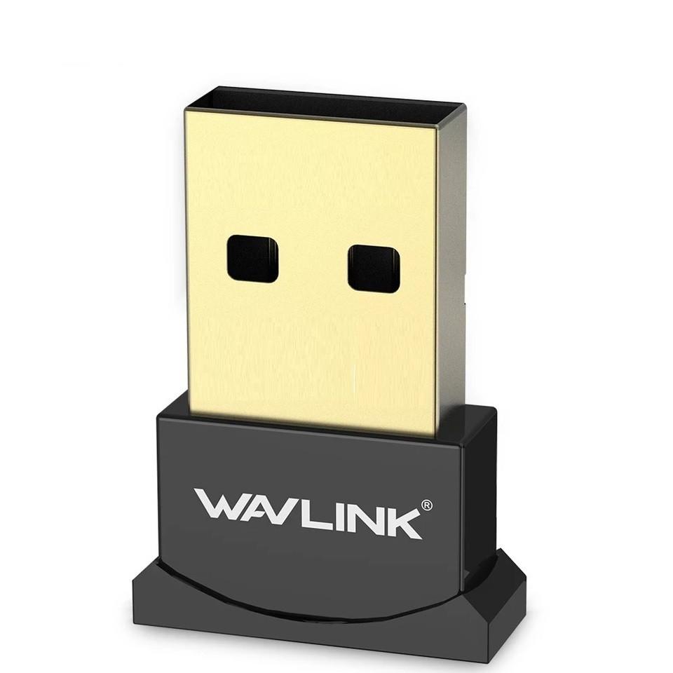 Bluetooth-адаптер 4.0 WavLink для компьютера, ноутбука 3 Мбит/сек (WL-BT4001)