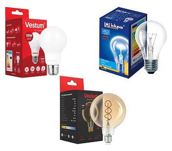 Лампи електричні