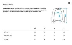 Женский свитшот Staff bordo logo весна/осень бордовый XS, фото 3