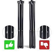 360/1800Вт Набір постійного світла LD 5070-4 (софтбокси 50х70см на 4 лампи) Double Kit, фото 9