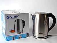 Чайник электрический Vitek VT-7033 ST (1.7 л)
