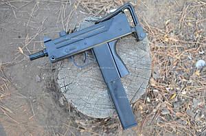 Пневматический пистолет-пулемет KWC UZI-mini KM55