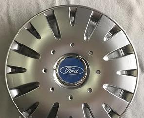 Колпаки Ford R15 (Комплект 4шт) SJS 306