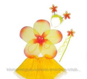 """Детский карнавальный костюм на девочку """"Цветочек"""""""