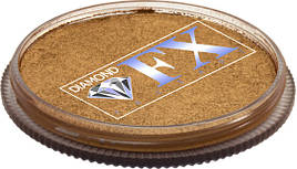 Аквагрим Diamond FX металлик Старое золото 30 g
