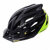 Велошлем защитный Meteor Marven (original) кросс-кантрийный с регулировкой, шлем велосипедный