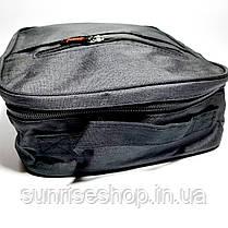 Косметичка мужская  большая  в форме сумки, фото 3