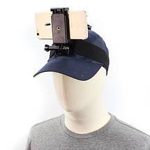 Крепление на голову Head Strap для телефона, смартфона, фото 3