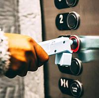 Дезинфектор анти тач - не касайся дверей и кнопок лифта