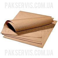 Упаковочная бумага КРАФТ 320х320мм 1000шт.