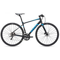 "Велосипед Giant - FastRoad SL 3 (2019) (28""/700c-M) metal black"