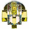 Вбудований світильник Feron C1037 жовтий, фото 2