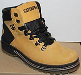 Ботинки зимние мужские кожаные от производителя модель ВР708-2, фото 5