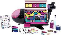 LOL Surprise Самолет ЛОЛ Ремикс L.O.L. Surprise! O.M.G. Remix 4-in-1 Plane Playset Transforms 571339