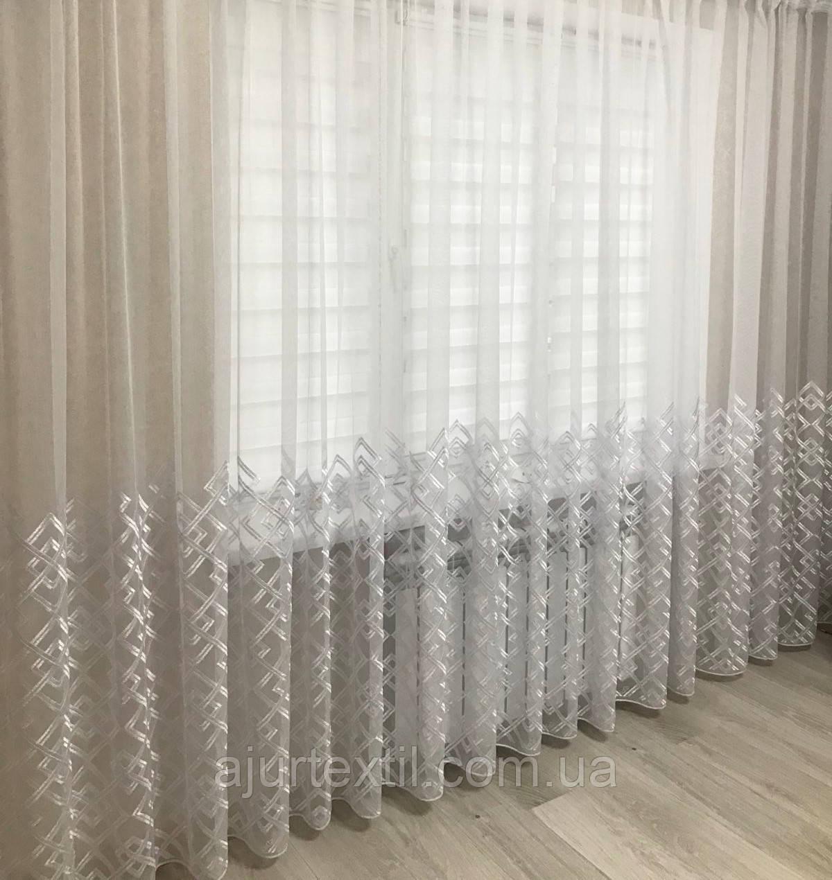 """Тюль Элит коллекция бамбуковых тканей """"""""Porto Bello"""""""