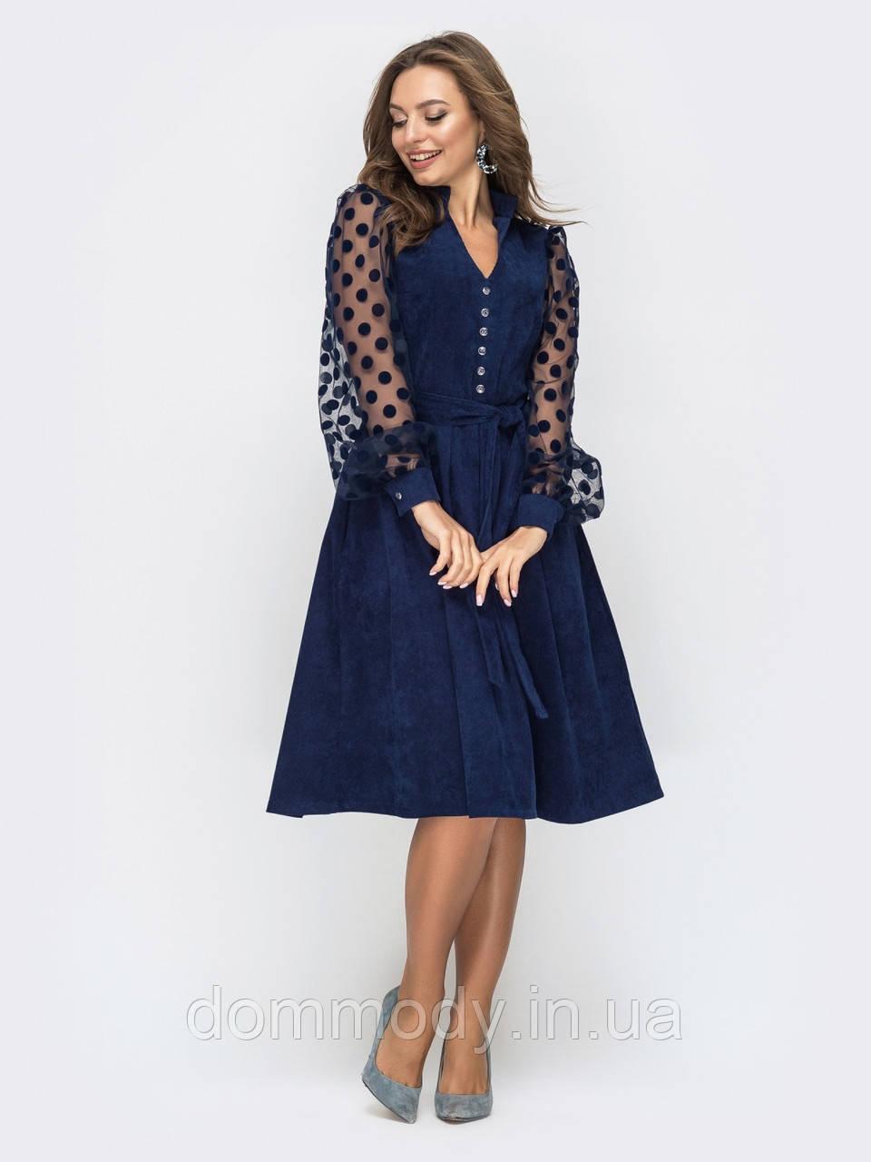 Платье женское Gracefulness velveteen