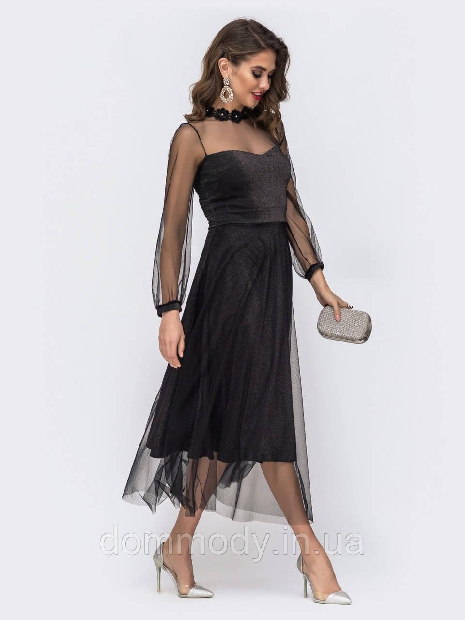 Платье женское French