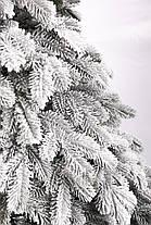 Ялинка лита засніжена Ковалівська з Гірляндою 2,3 м, фото 2