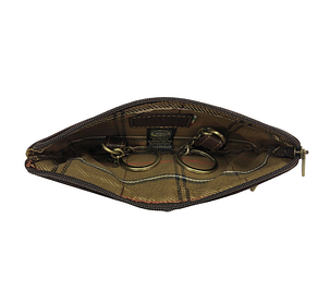 Ключница Tony Perotti кожаная Tuscania  2686 moro коричневый, фото 2
