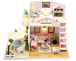 Интерьерный 3D конструктор DIY mini house MD 2503 M033