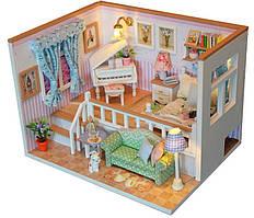 Интерьерный 3D конструктор DIY mini house MD 2503 М026