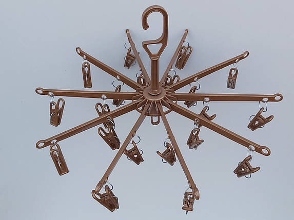 "Вертушка ""парасольку"" на 20 прищіпок, фото 2"