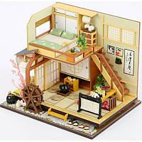 Интерьерный 3D конструктор DIY mini house MD 2504 М034