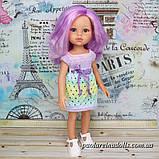 Сукня Аліса для ляльок Паола Рейну, фото 2