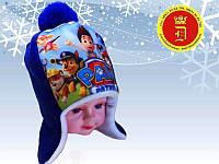 Детские шапки зима 2016