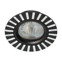 Встраиваемый светильник Feron GS-M364 черный, фото 1