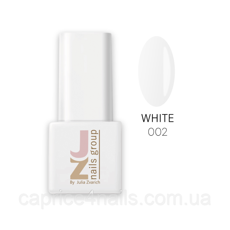 Гель-лак  JZ Nails Group,  8ml, № 002