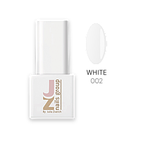Гель-лак JZ, 8ml, № 002 White