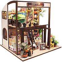 Интерьерный 3D конструктор DIY mini house MD 2505 М027