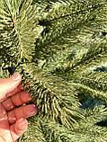 Ель искусственная литая зеленая 180 см, eco, фото 8